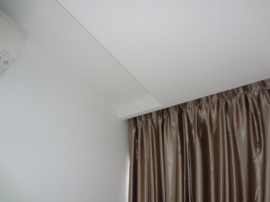 Curtain Pelmet False Ceilings L Box Partitions