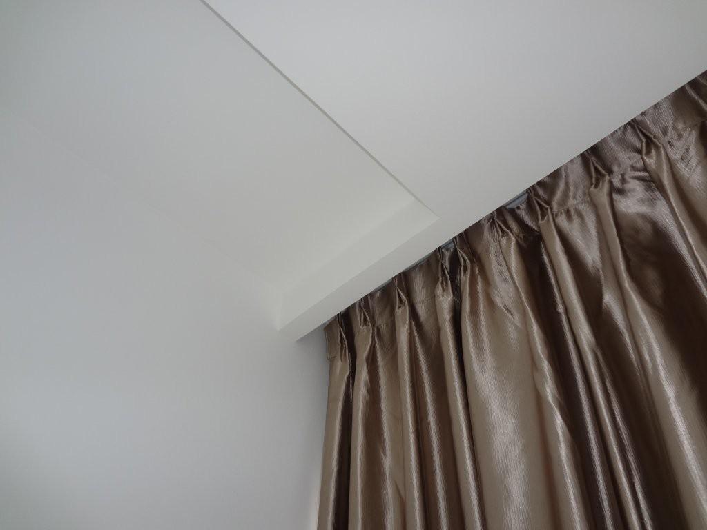 Curtain Pelmet False Ceilings L Box Partitions