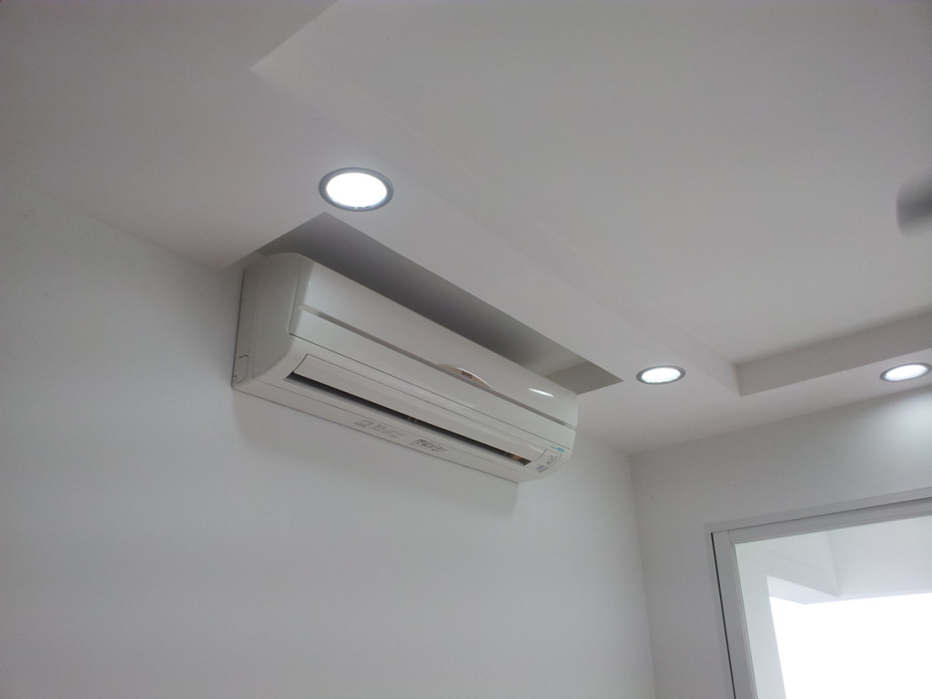 Air Con Pelmet False Ceilings L Box Partitions