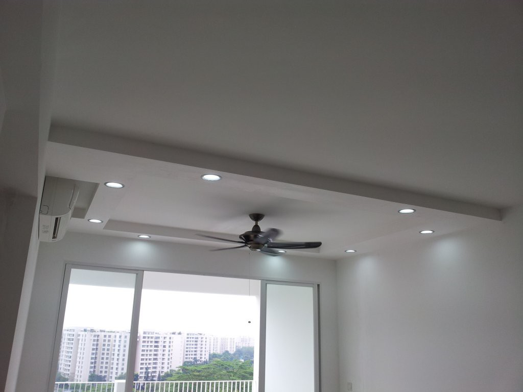 L box false ceilings l box partitions lighting holders - Lights used in false ceiling ...