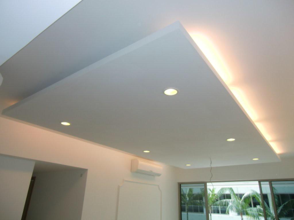 Ceiling Light Box Loose : Island ceilings false l box partitions