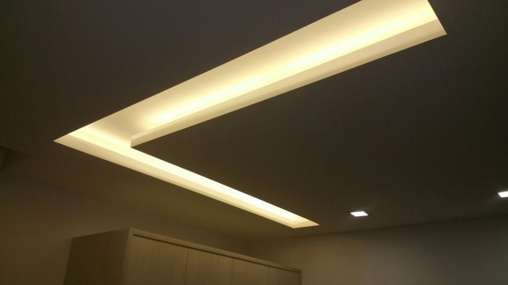 Cove ceilings false ceilings l box partitions lighting holders cove ceilings page 1 2 aloadofball Images