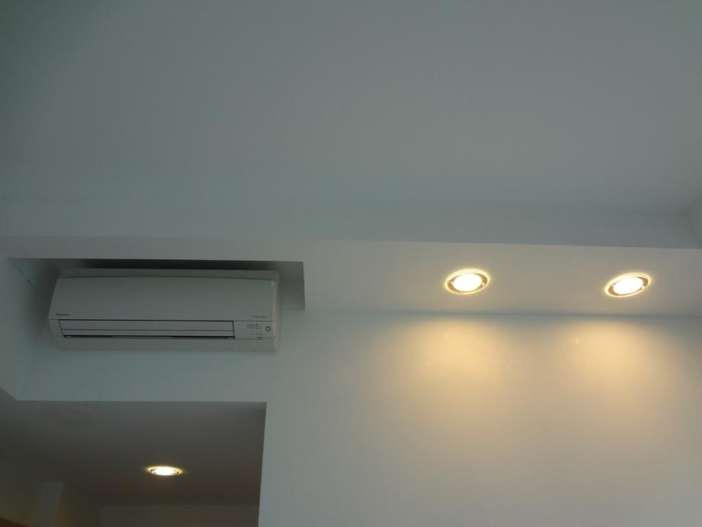 Air Con Pelmet False Ceilings L Box Partitions Lighting Holders